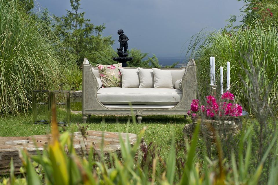 C mo preparar tu jard n para la llegada de la primavera - Arreglar jardin abandonado ...